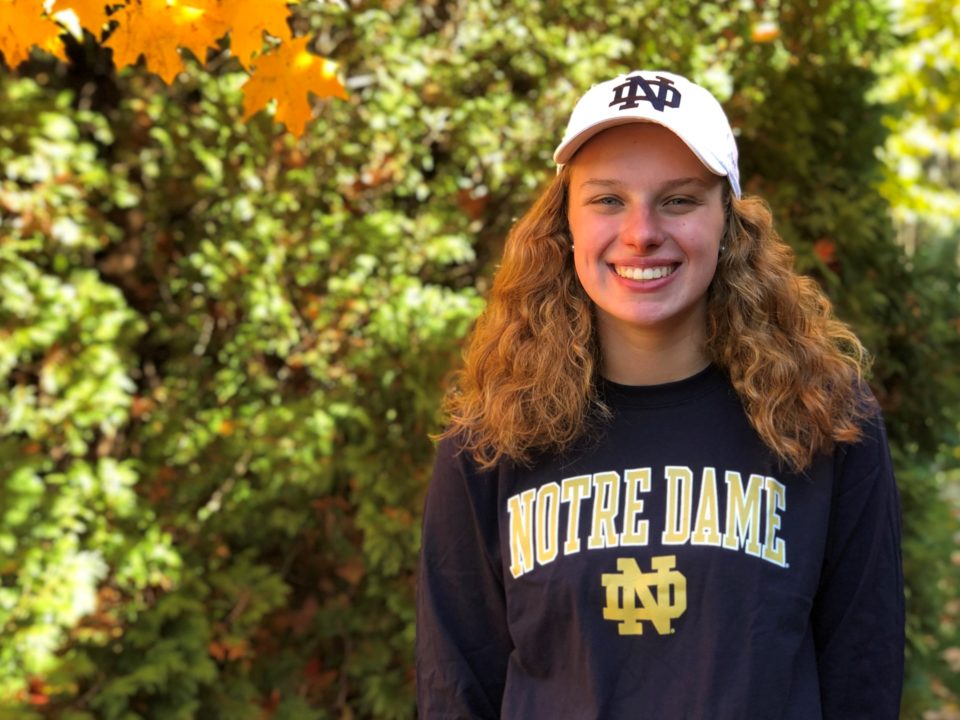 Summer Juniors Qualifier Maggie Graves (2021) Verbally Commits to Notre Dame