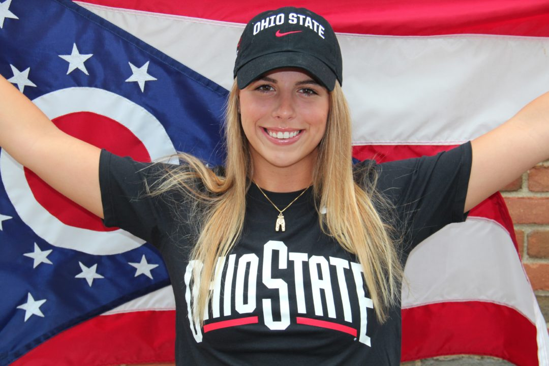 Ohio High School State Champion Mia Lachey Verbally Commits to Ohio State