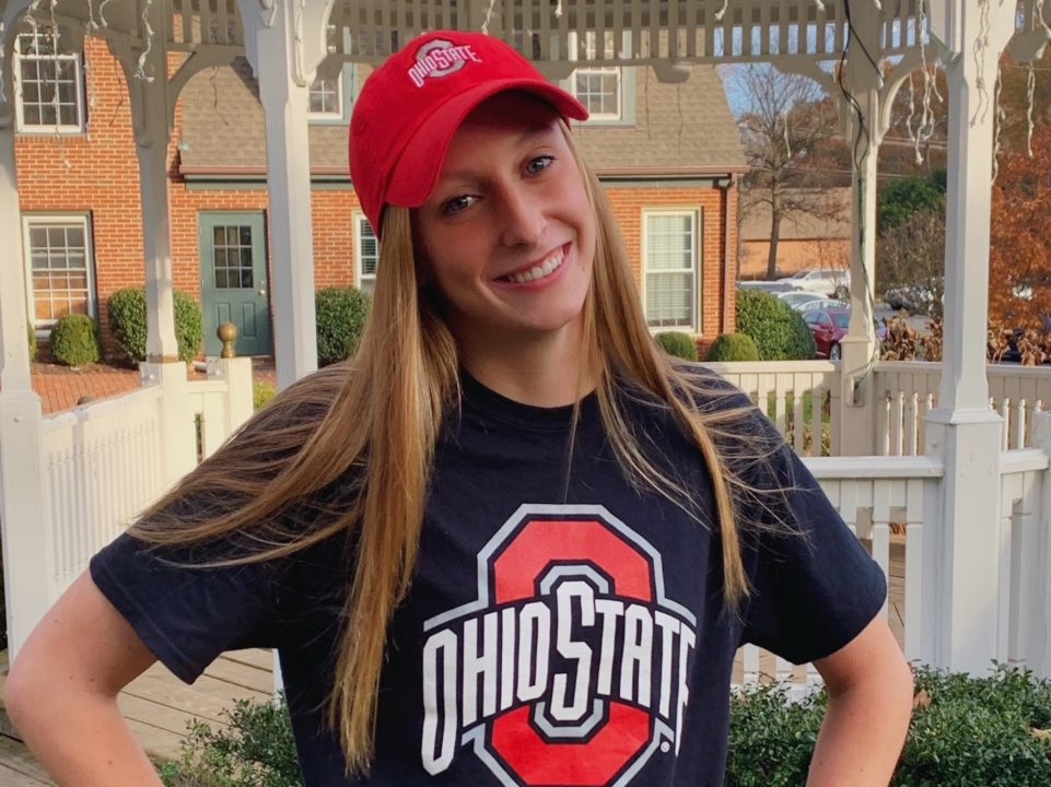 Paige Hall (2021) Verbally Commits to Ohio State