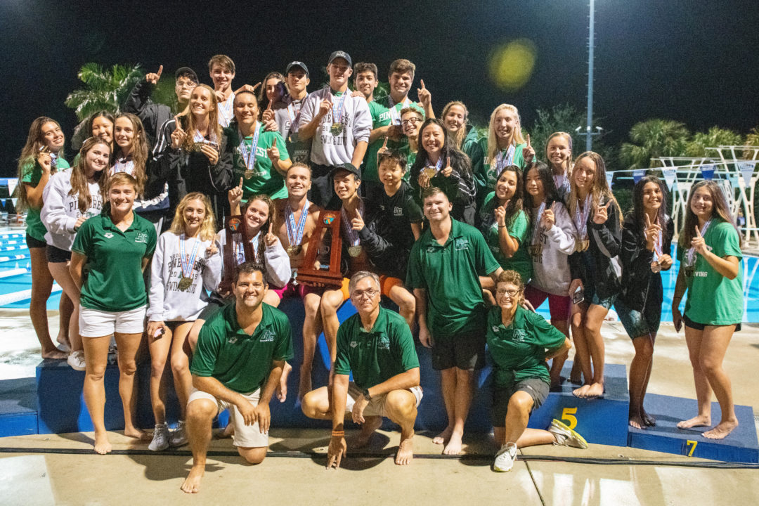 2019 Florida HS 2A State: Pine Crest Sweep Boys & Girls Team Titles