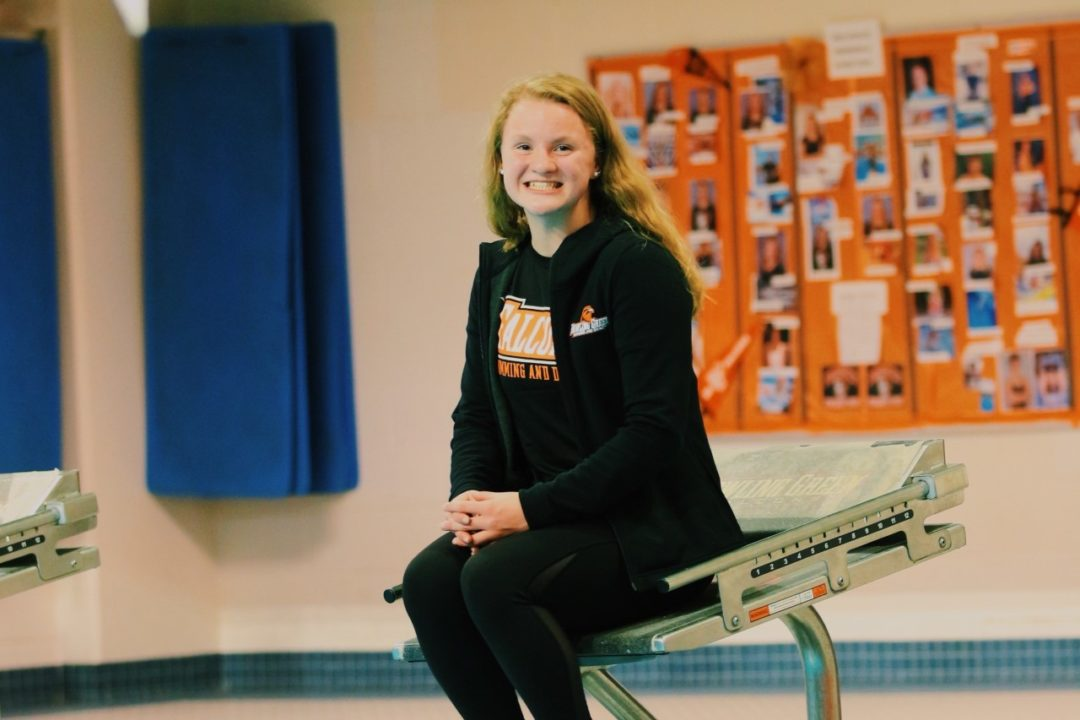 CSI's Riley McNichols Commits to Swim for D1 Bowling Green State University