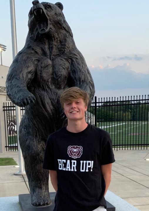 Missouri High School State Champion Robbie Hill Commits to Missouri State