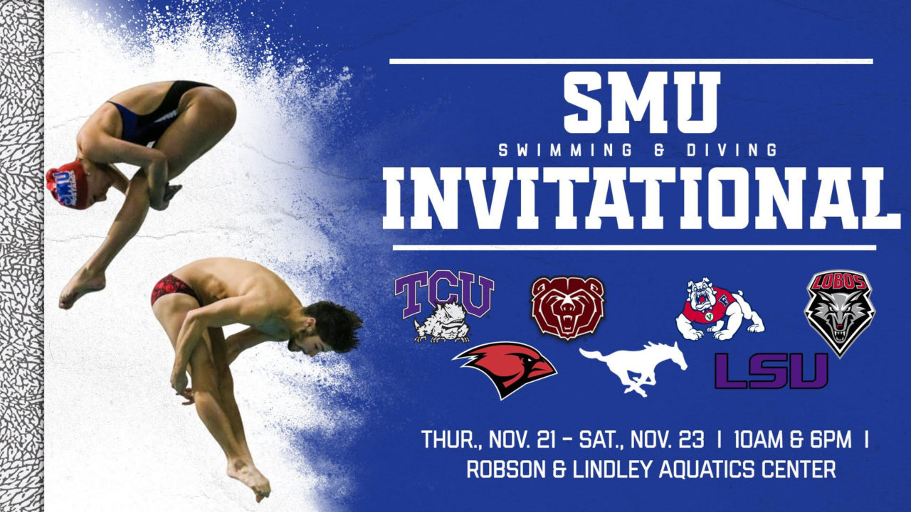 Mustangs To Host SMU Invitational Thursday-Saturday