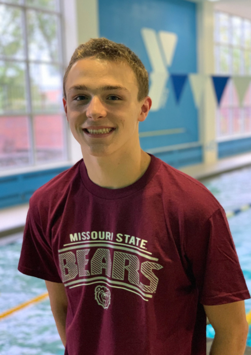 Missouri State Signs Distance Freestyler Nick Andres