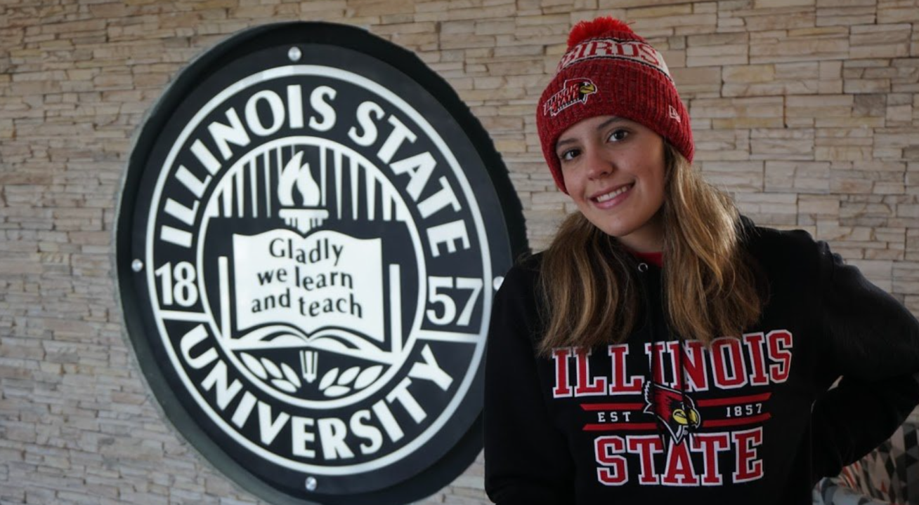 Ella Glaspie Sends Verbal to Illinois State for 2021