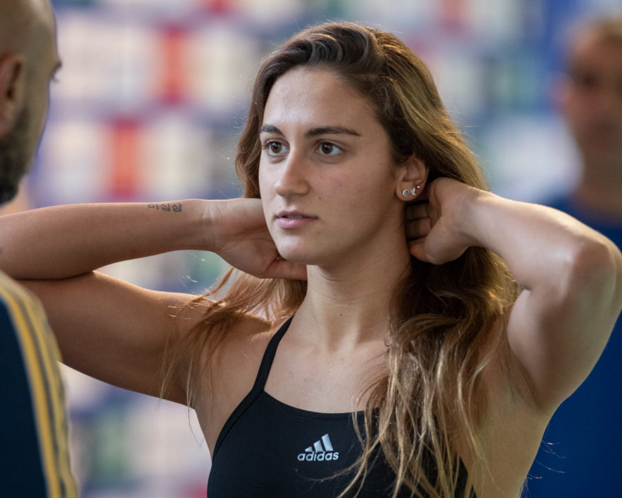 Italy Names 47 Swimmer Roster for European Aquatics Championships