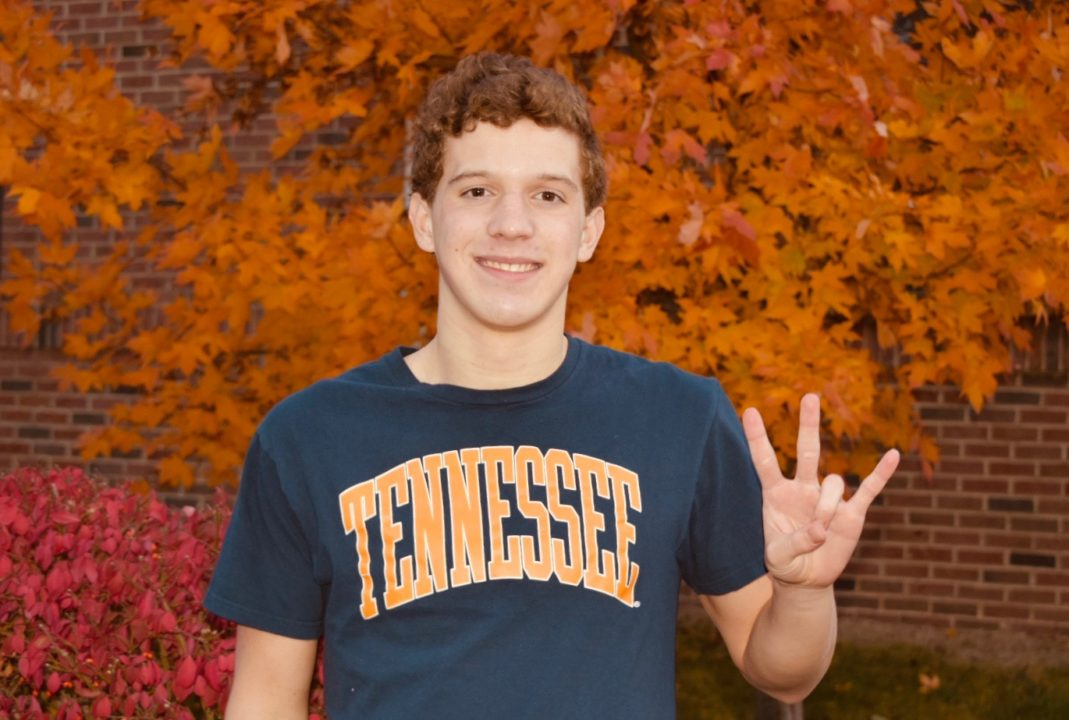 Carmel's Gus Rothrock (2021) to Join Sister Trude at Tennessee