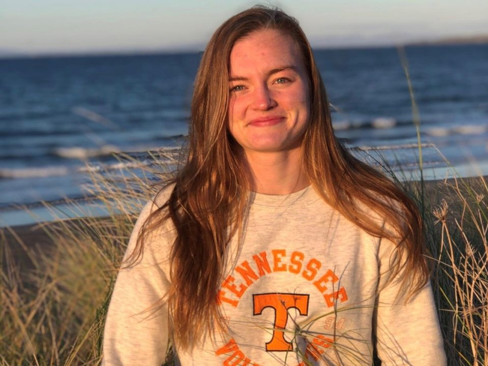 Tennessee Scores Verbal Commitment from Irish Nat'l Record-holder Mona McSharry