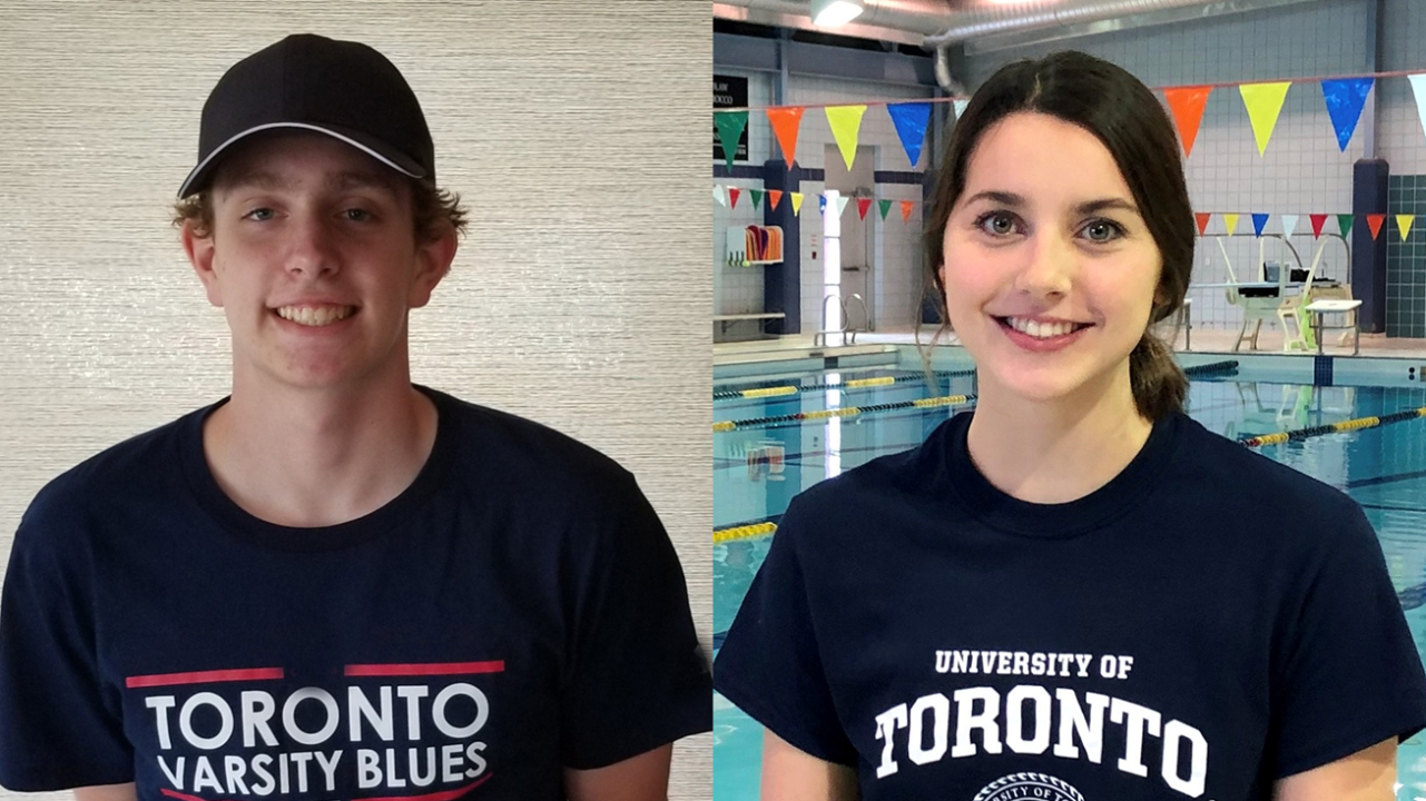Toronto Signs Junior National Medalists Brendan Oswald and Raili Kary