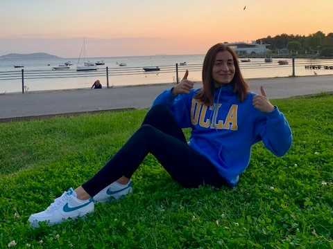 Turkish Junior Record Holder Gizem Guvenc Verbally Commits to UCLA