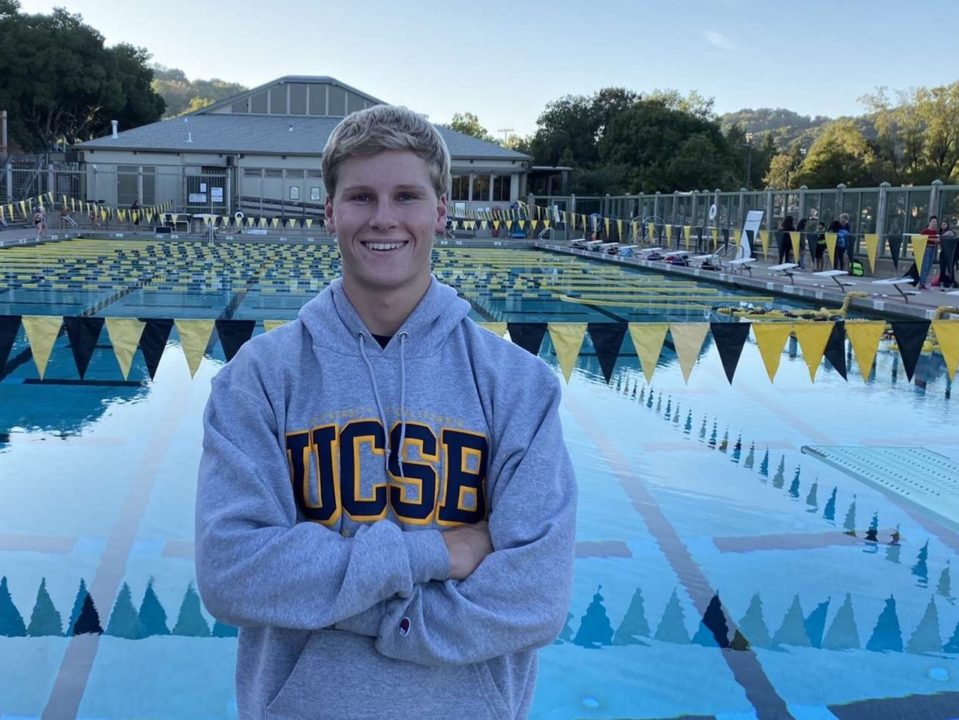 Breaststroker Corban McIntosh Makes Verbal Commitment to UCSB