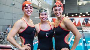 Cincinnati Grabs 13 Event Wins in Sweep of IUPUI