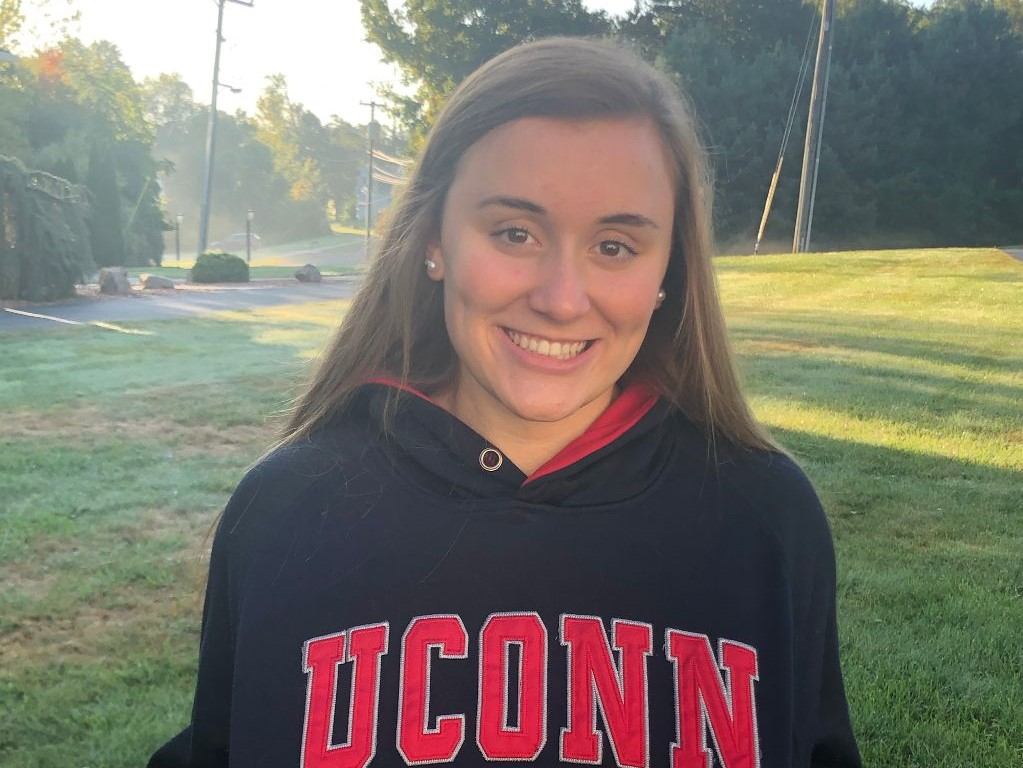 UConn Receives Commitment from Junior Nationals Qualifier Angela Gambardella