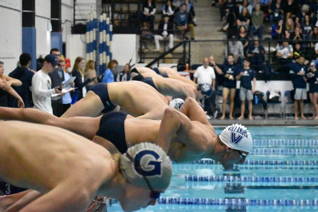 Penn Men, Villanova Women Earn Wins In Split