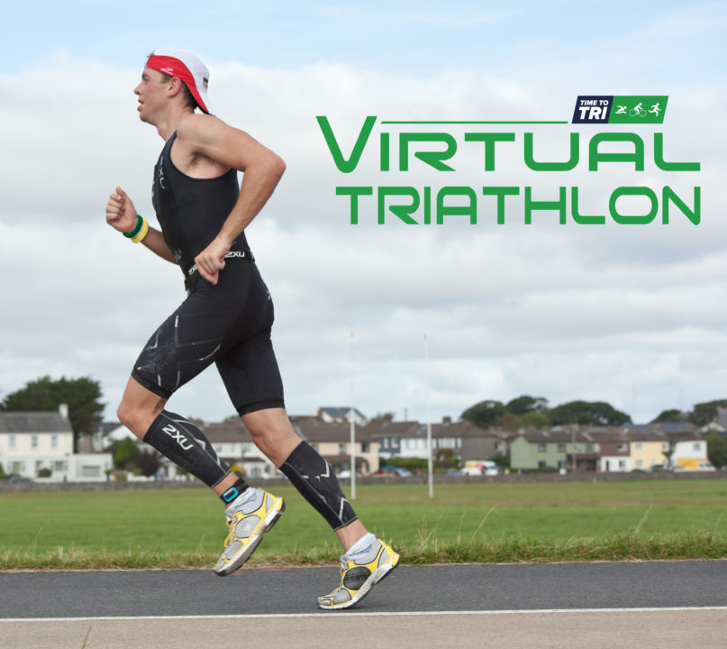 Introducing the Time to Tri Virtual Triathlon
