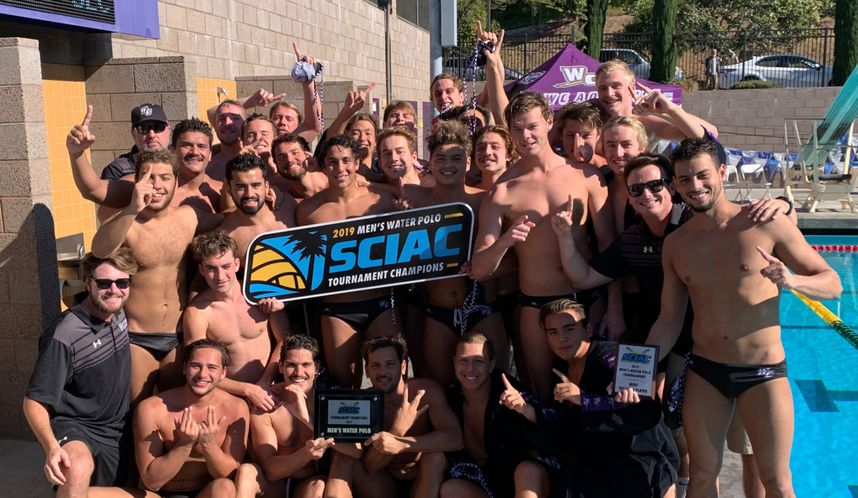 SCIAC to Only Allow Intra-Conference Competition in Fall 2020