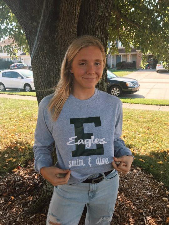 Allie Weidinger Commits to Eastern Michigan Eagles