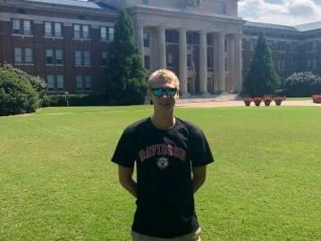 Cael McLaren Joins Brother Ty McLaren to Swim for D1 Davidson College