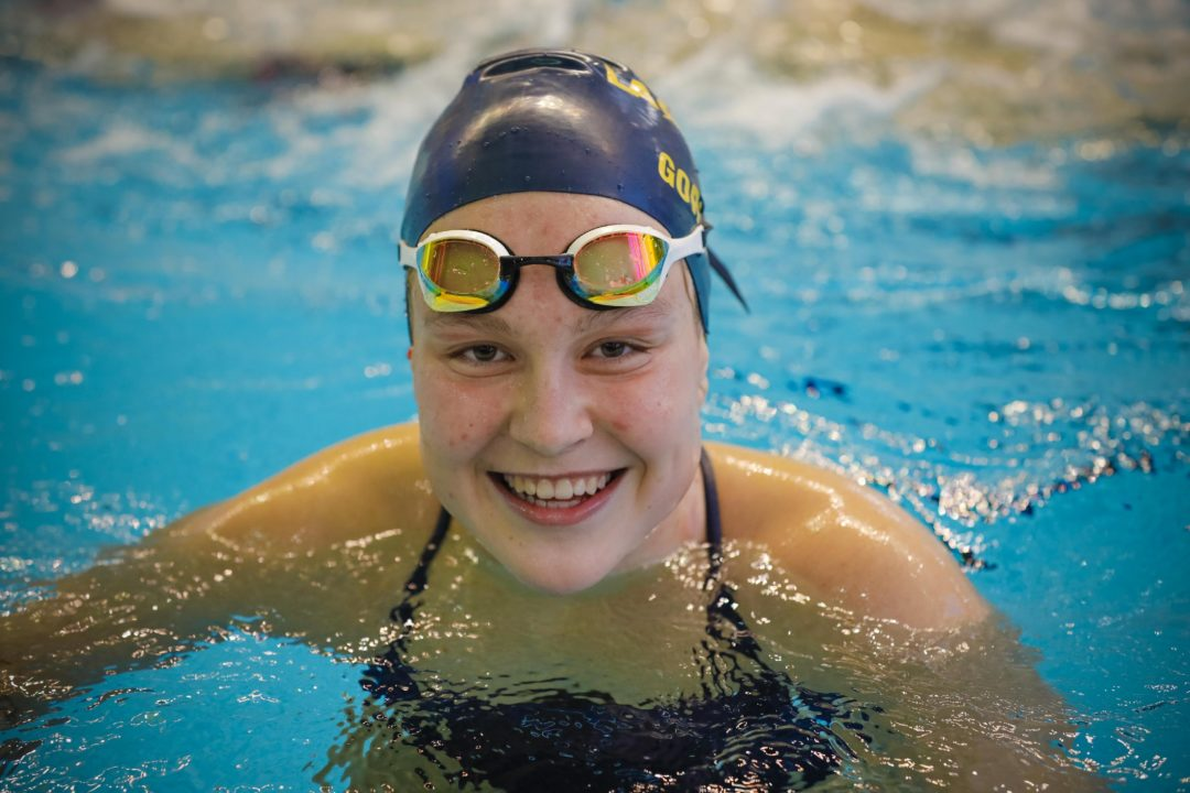 16-Year Old Anastasia Gorbenko Breaks Israeli Record in 400 IM