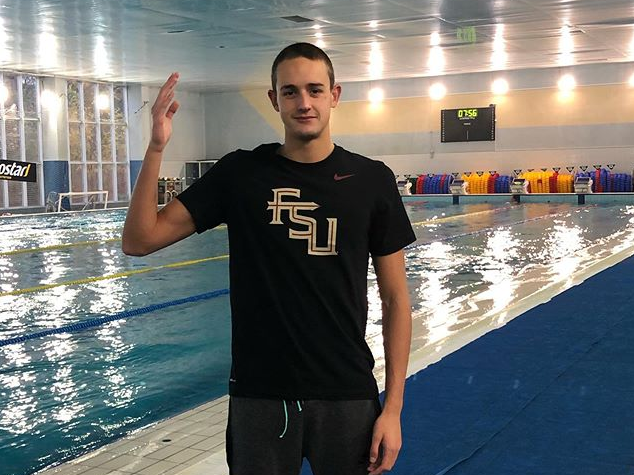 Bulgarian Record-Holder Yordan Yanchev Commits to Florida State