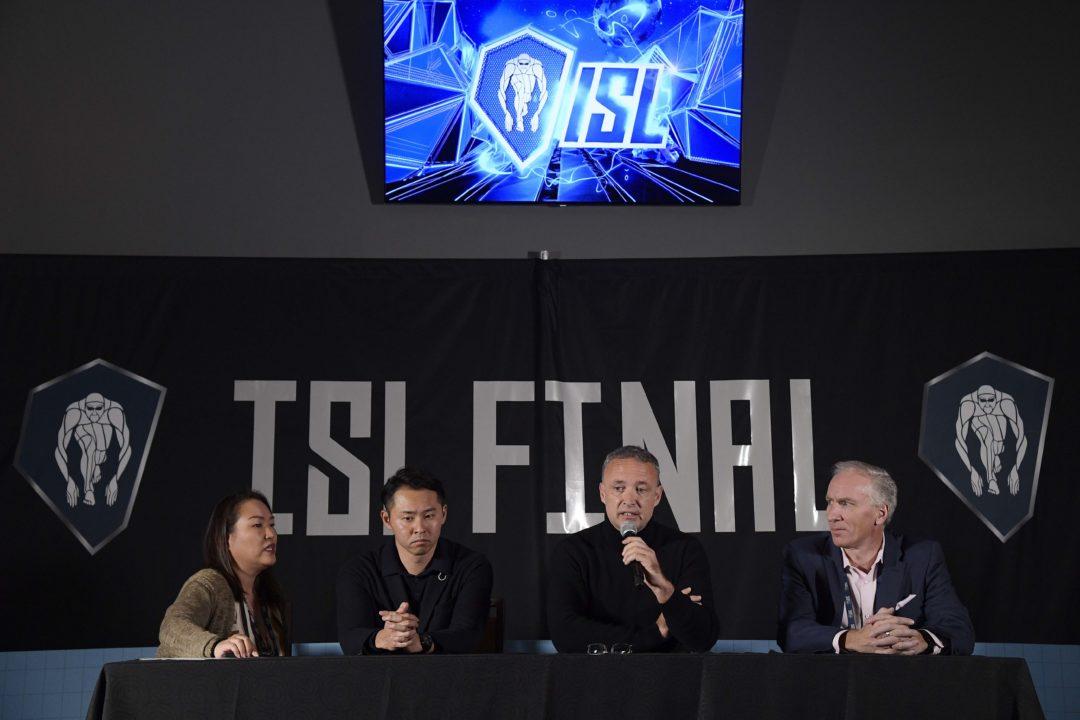 ISL: Annunciati I Team DI Toronto E Tokyo Per La Stagione 2020/21