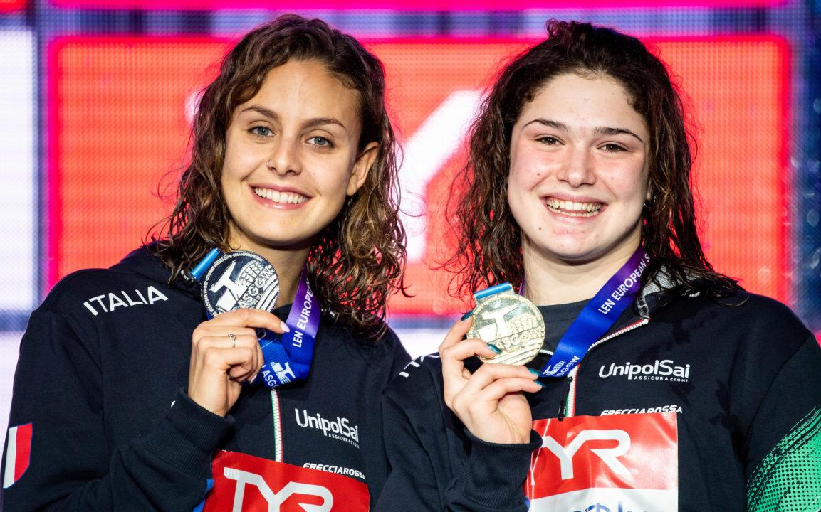 Italian Sportrait Awards: Come Votare Gli Azzurri Del Nuoto