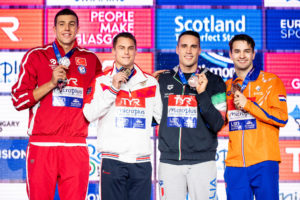 Emre Sakci Defeats Peaty En Route To 50 Breast Turkish Record