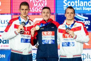 Campionati Russi: Ilya Borodin Record Del Mondo Jr 400 Misti Maschili