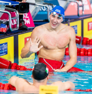 Ilya Shymanovich Hits Belarusian Record In 50 Breast For Energy Standard