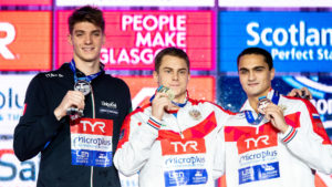 """Russian National Record Holder Grinev Wins Best Athlete """"Soldier of the Year"""""""