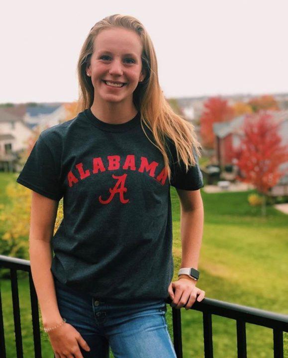 Winter Jr. National Finalist Anna Ogren Commits to University of Alabama