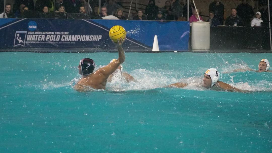Stanford Wins 2019 Men's NCAA Water Polo Championship