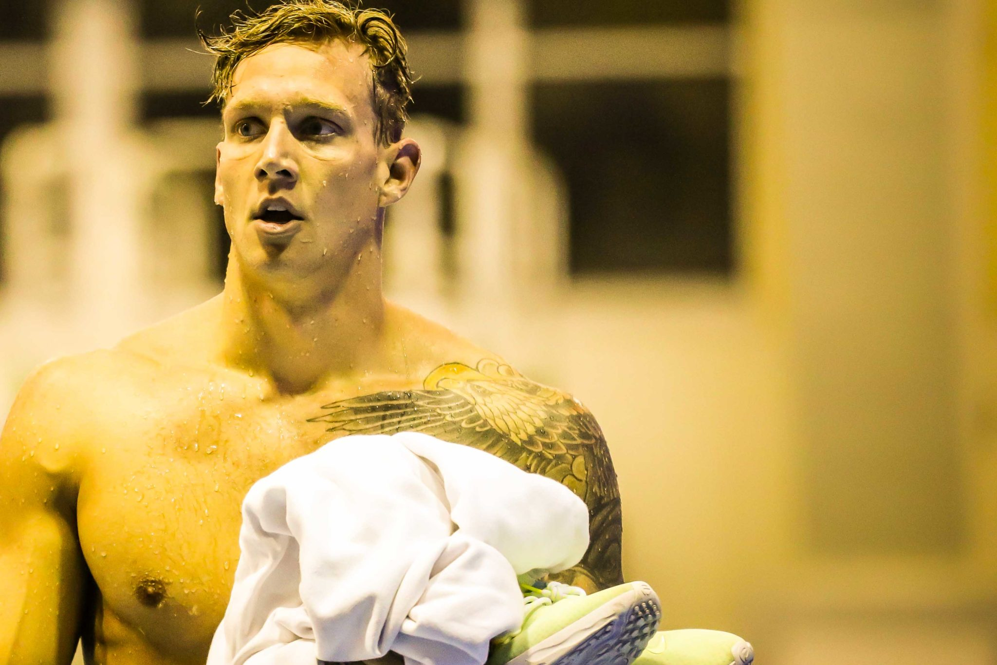 Caeleb Dressel Resets Florent Manaudou's 50 Free (SCM) World Record at 20.24