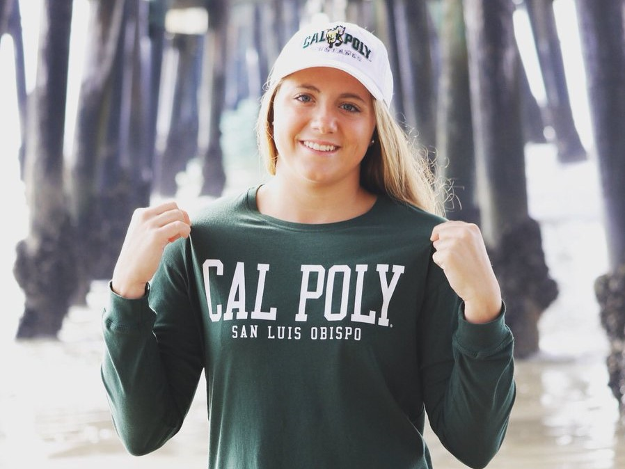 Mission Viejo Sprinter Lauren Gleason Headed to Cal Poly in 2020-21