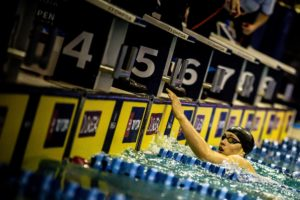 Carson Foster Posts 1:48.60 LCM 200 Free at Waterloo Classic (Video)