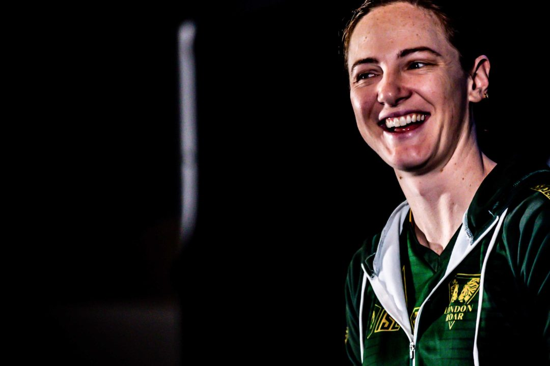 Cate Campbell Says She'll Swim On to Paris 2024 if Tokyo Olympics Are Cancelled