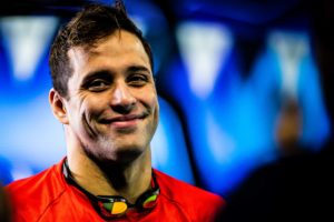 See Olympic Gold Medalist Chad Le Clos Show Off His Dance Moves