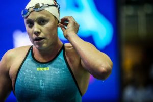 Ella Eastin Retires from Swimming After Dysautonomia Diagnosis
