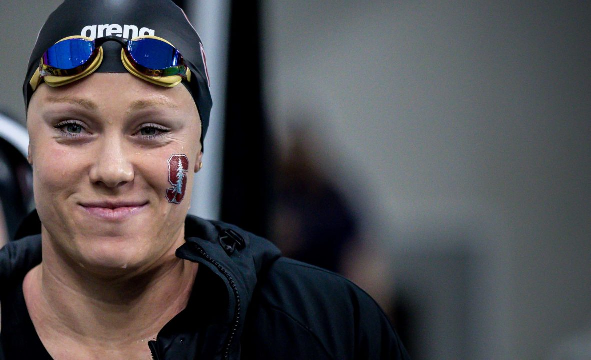 4 of Top 6 Seeds in Women's 400 IM Scratch on Friday in Knoxville