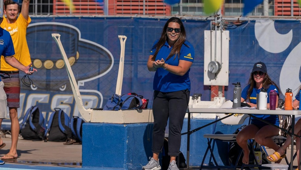 Ellie Monobe Promoted to Associate Head Coach At UC Santa Barbara