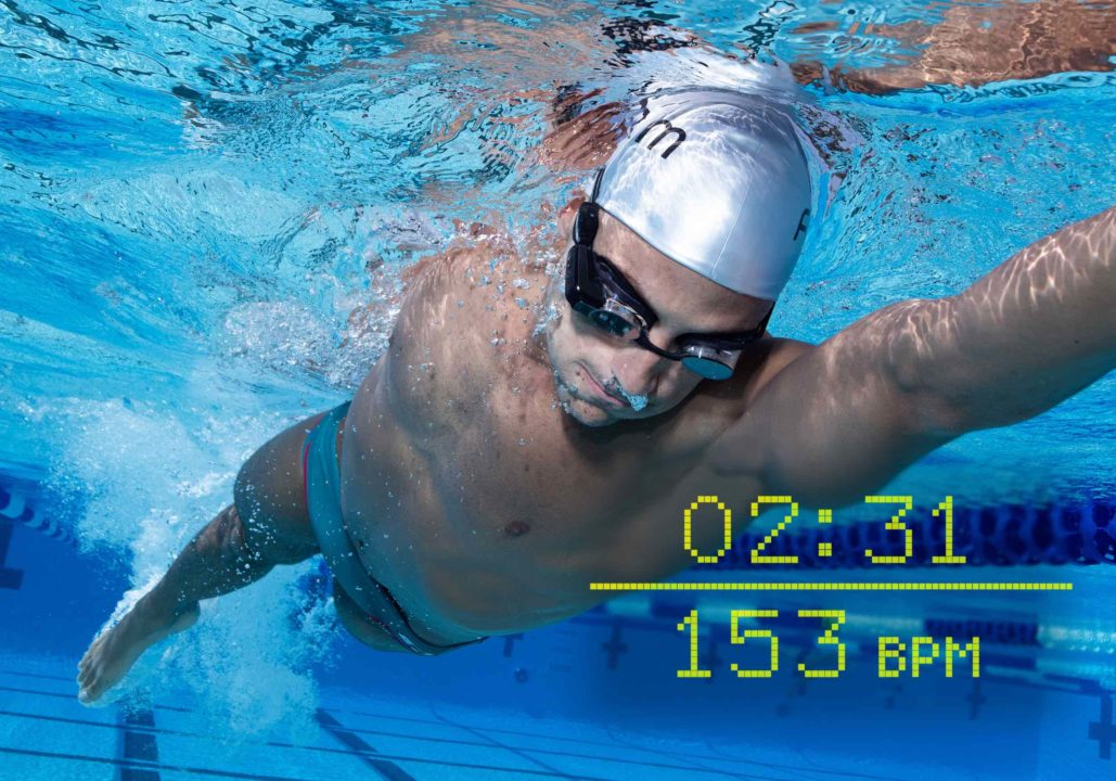 FORM, Polar put heart rate in your goggles