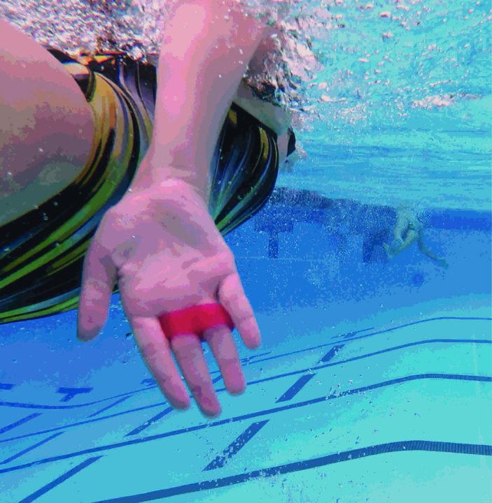 Wearing Aqua Knuckles Helps Create Muscle Memory