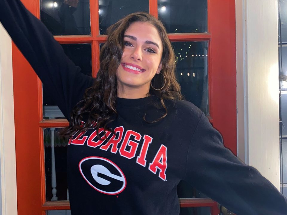 5x Oregon High School State Champ Lily Gardner Sends Verbal to UGA for 2020-21