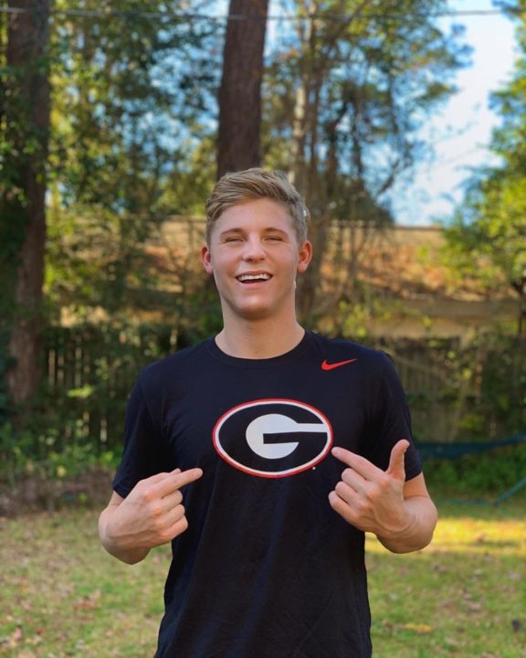 Utah Breaststroker Harrison Wayner Will Transfer to University of Georgia