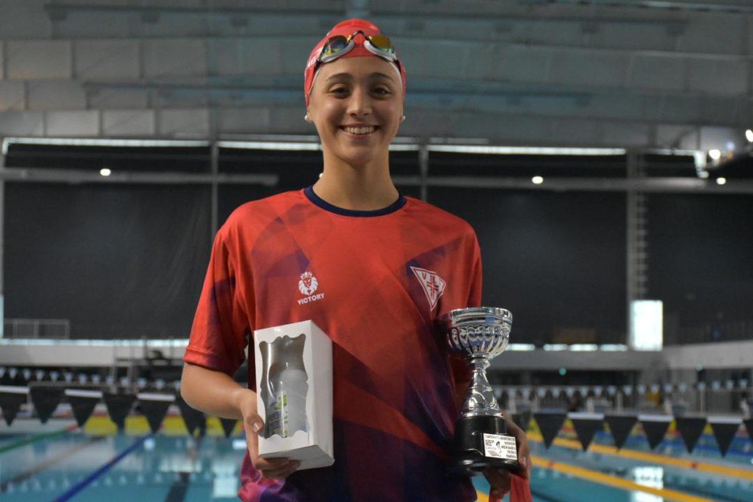 Gran cierre de Pignatiello: 5 oros y 2 marcas olímpicas en el Argentino