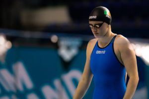 Danielle Hill Reclaims 100 Free Irish Record, McGeever Breaks 400 Free Mark