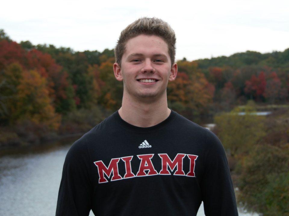 Kingfish Swimming's Ian Arnold Verbally Commits to Miami University (Ohio)