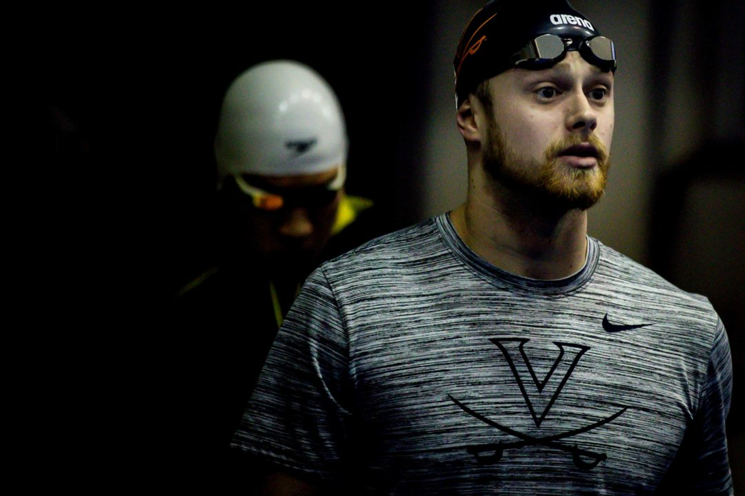 Jack Conger Moves Training Groups; Joins Virginia Tech-Based PRVT