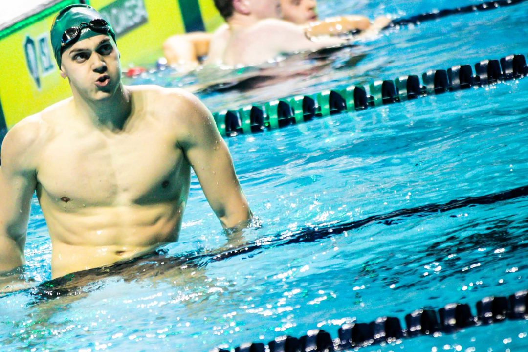 Dean, Guy, and Hibbott Boost Roar's 400 Free Strength – ISL Match 5 Entries