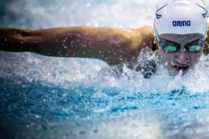 Virginia Sophomore Kate Douglass Swims Fastest-Ever Time in 100 Yard IM
